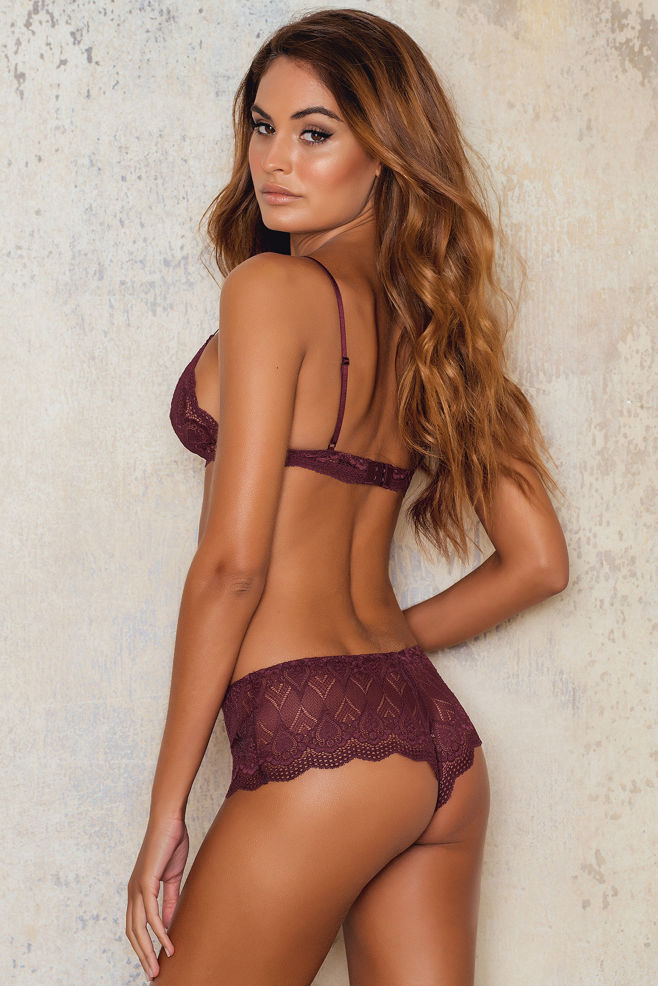 Decadent Choco Marilyn Panties 7092