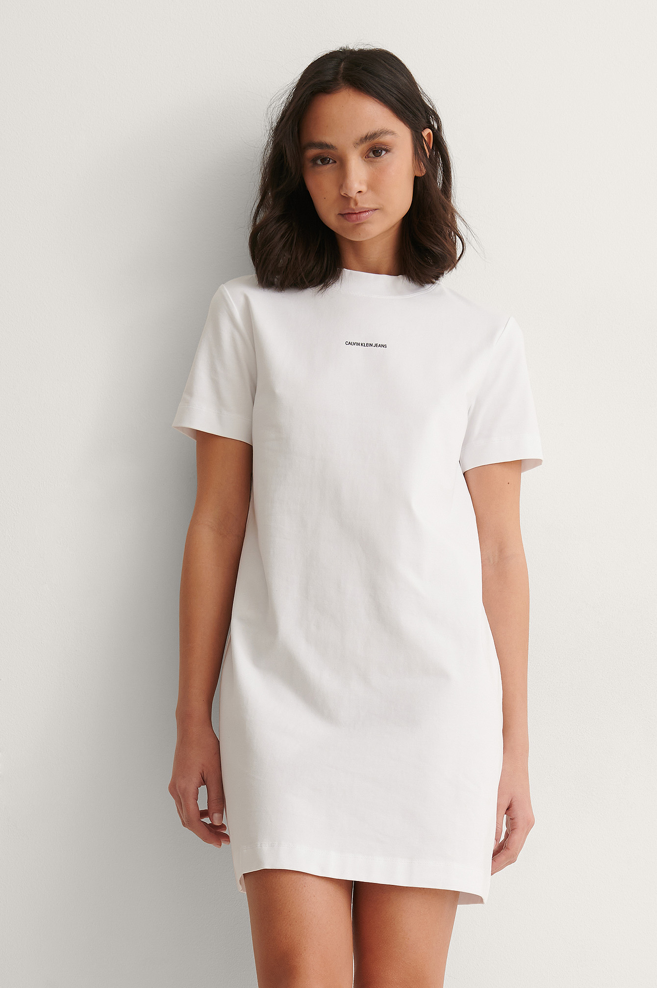 Bright White Robe T-Shirt