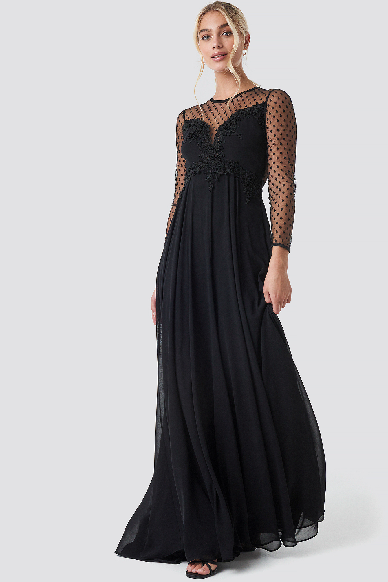 Black Alicia Dress