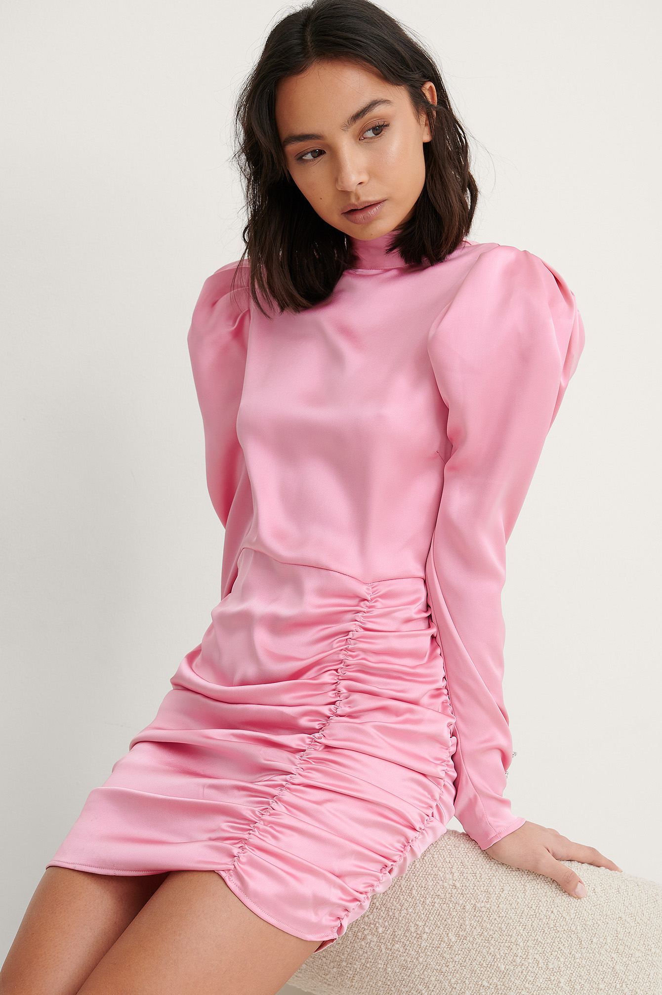 Pink Recyclée ROBE