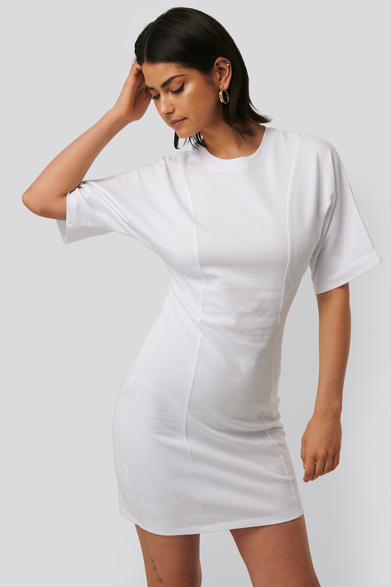White Robe T-Shirt