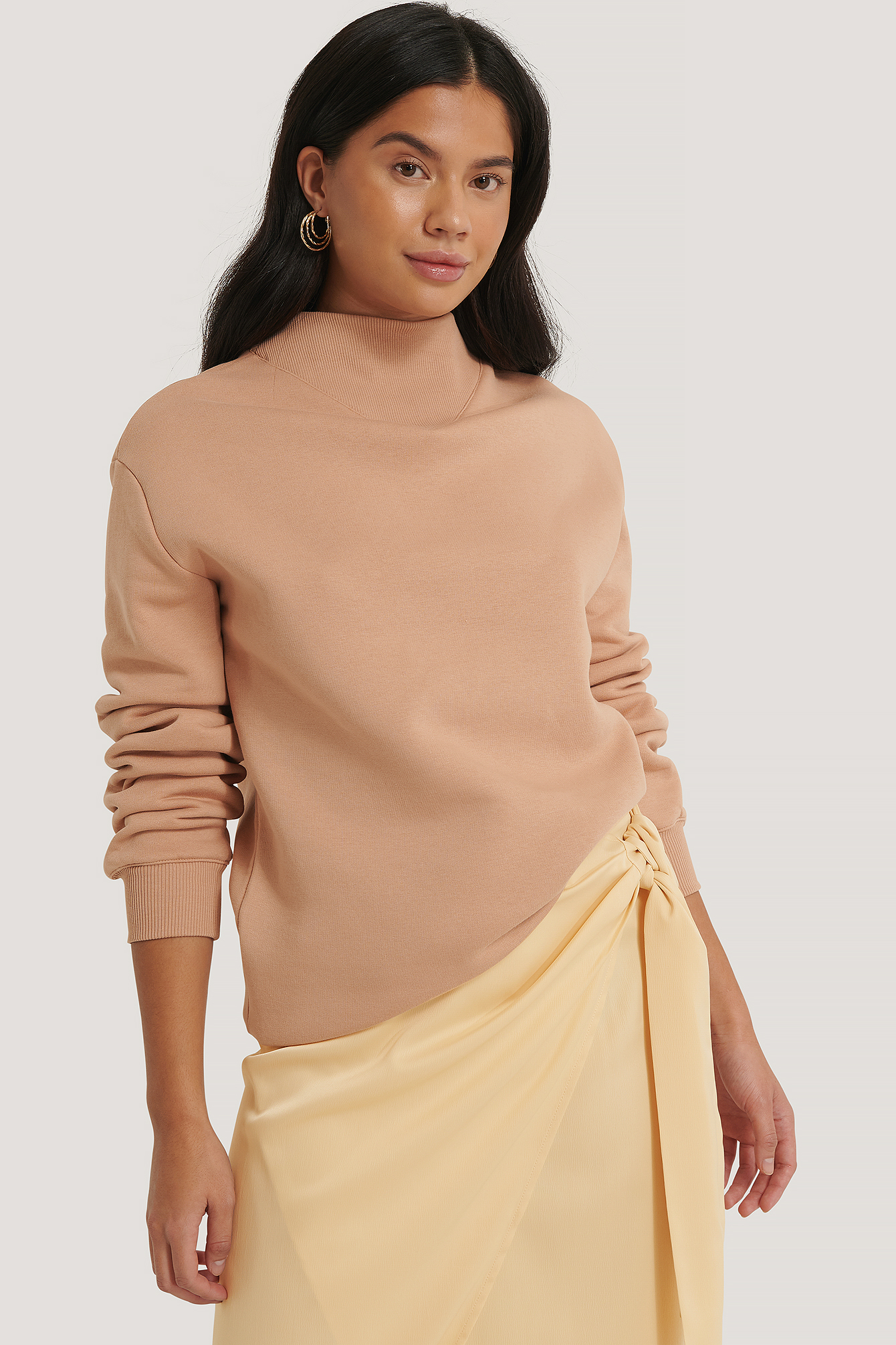Dusty Blush Sweatshirt