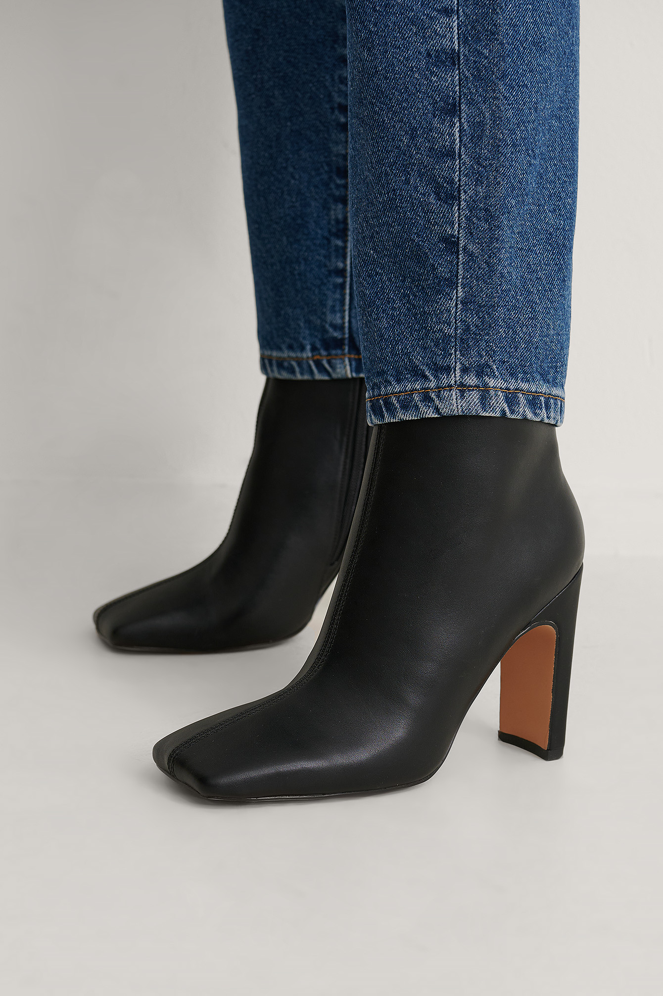 Black Bottines