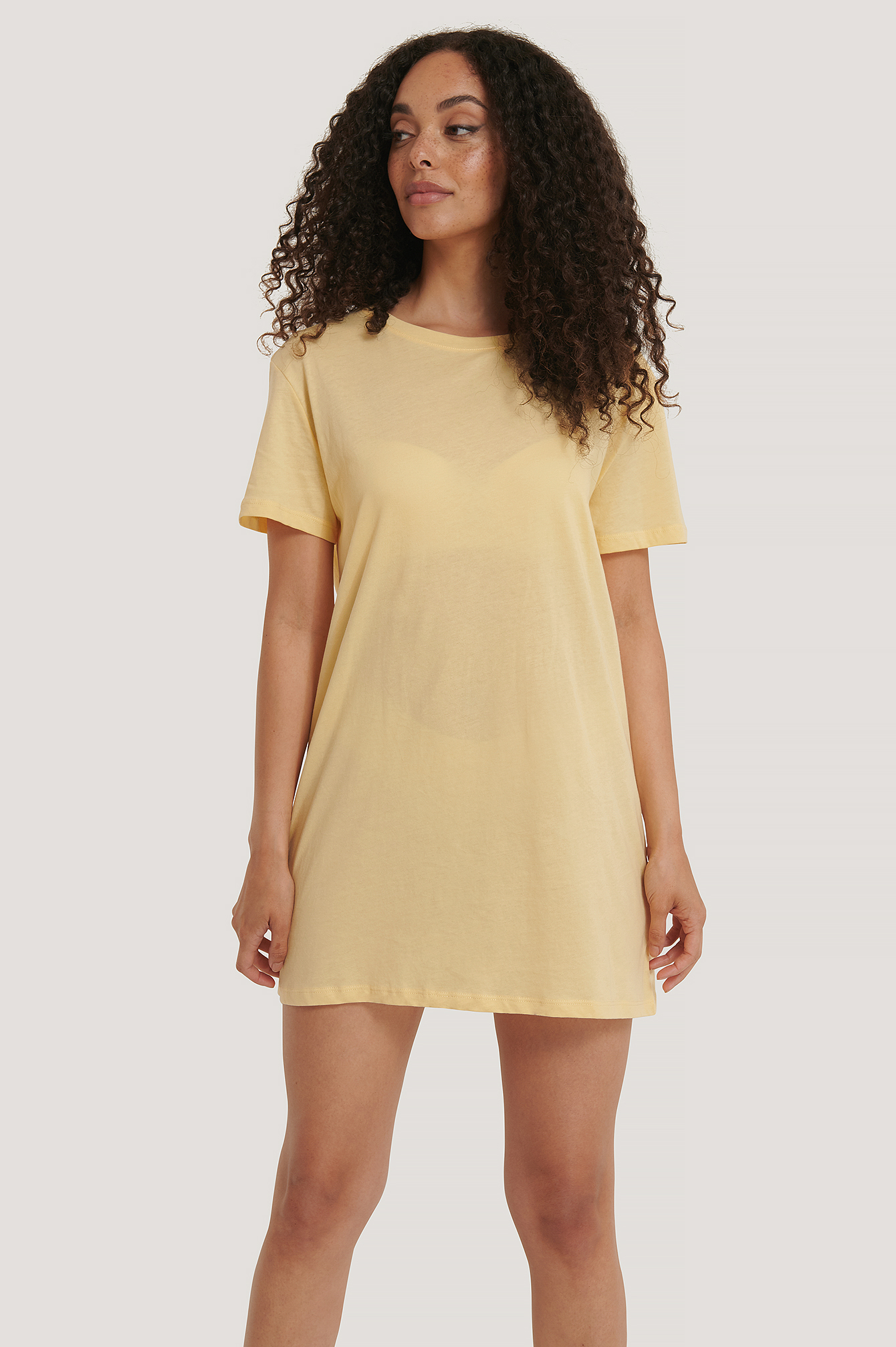 Light Yellow Robe T-Shirt