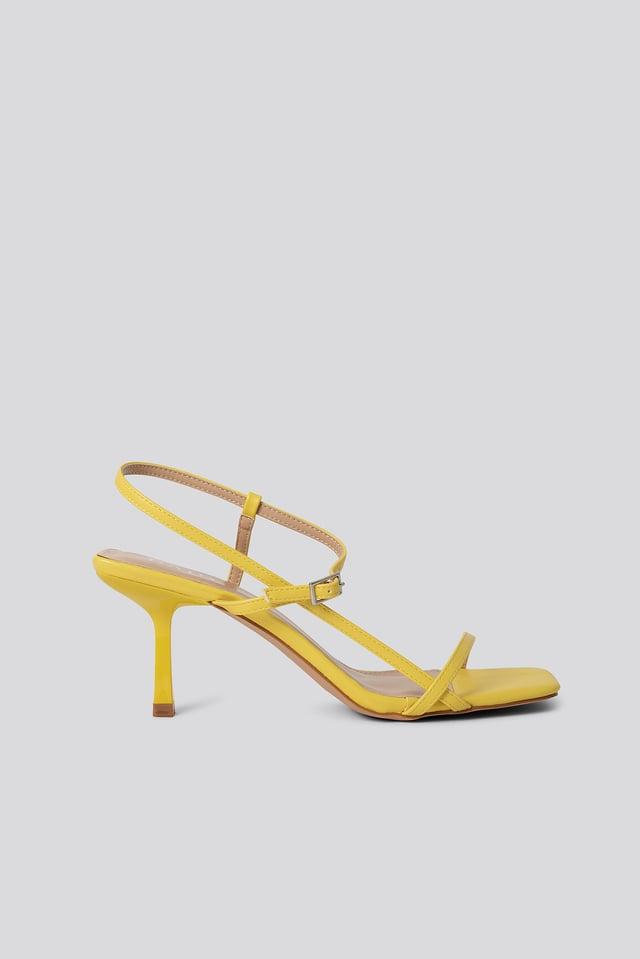 Sandales Yellow