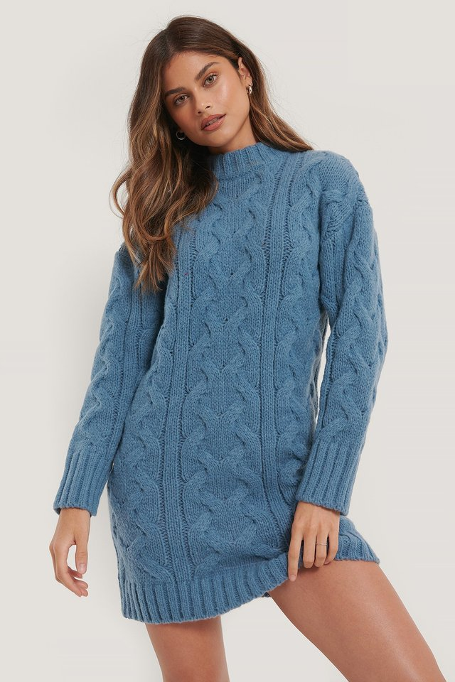 Robe Pull Blue