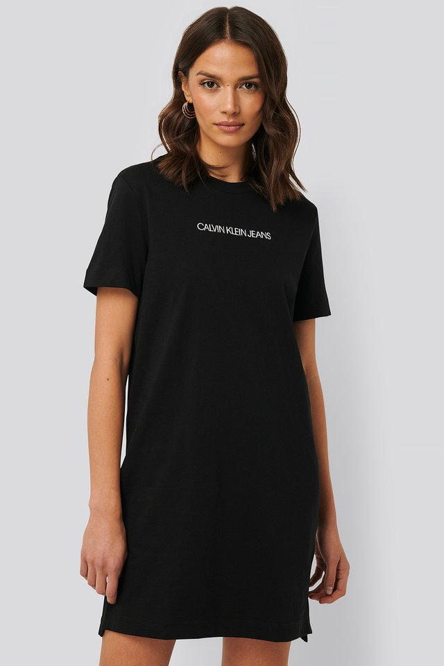 Robe T-Shirt CK Black