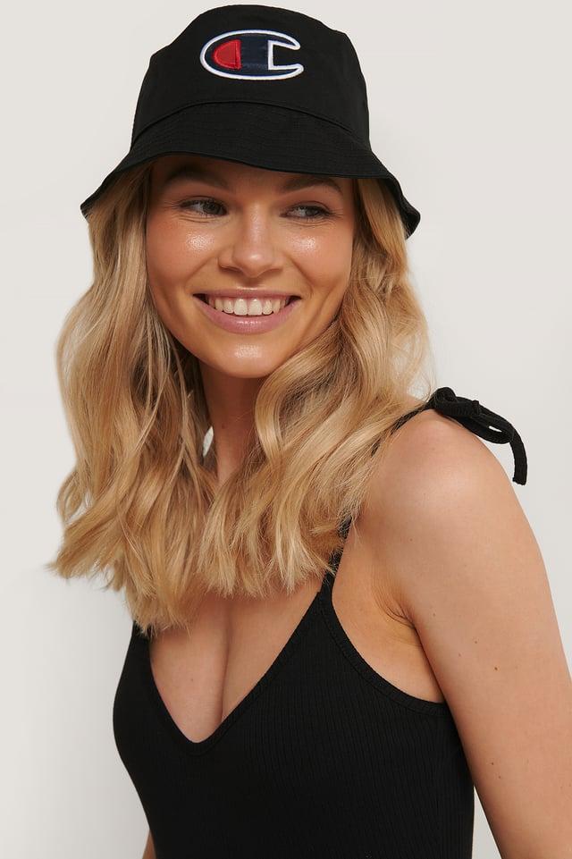 Black Beauty Bucket Cap