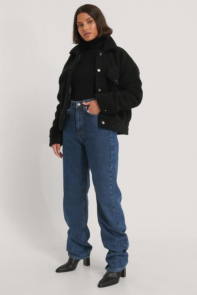 Black Pixley Jacket