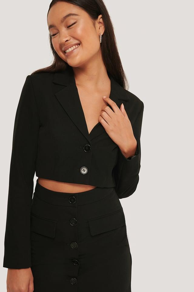 Blazer Court Black