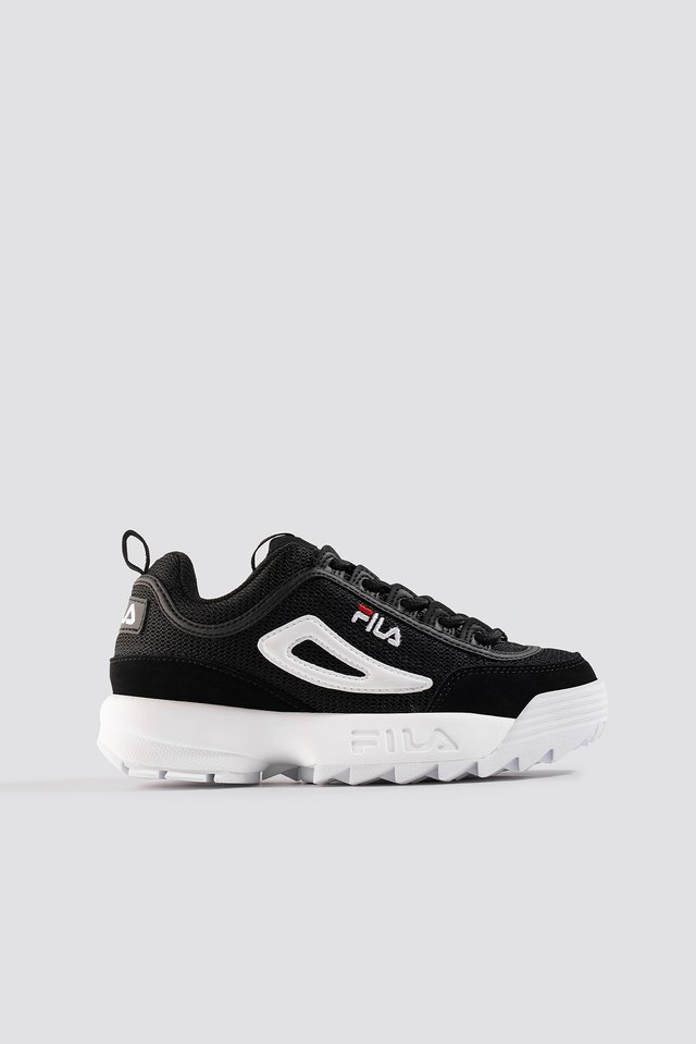 Disruptor Mesh Low Wmn Black