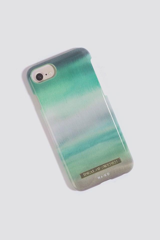 Emerald Sky iPhone 8/7/6/6s Case