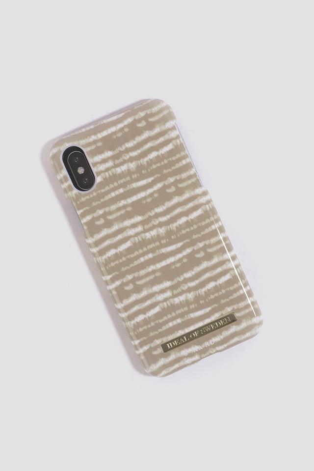 Tie Dye Desert iPhone X/XS Case