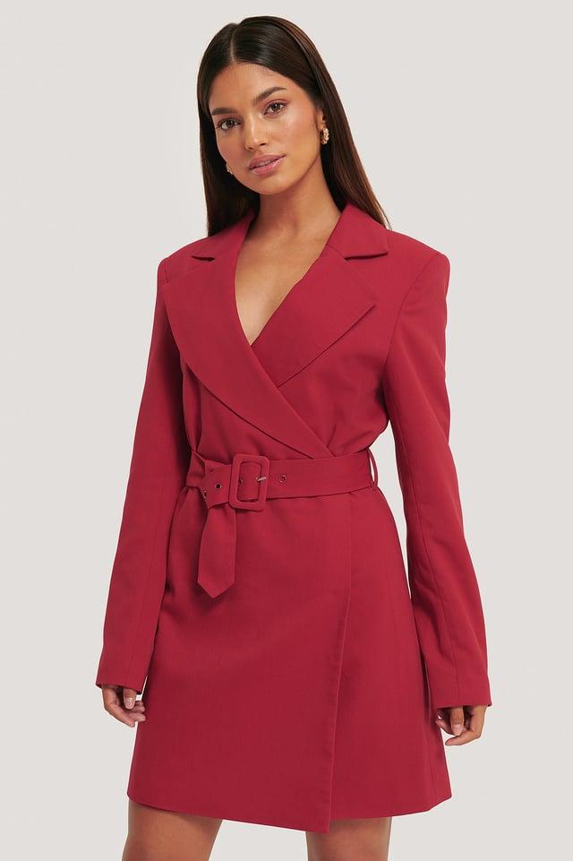 Redwood Robe Blazer À Épaulettes