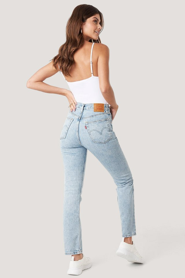 501 Crop Jeans Montgomery Baked