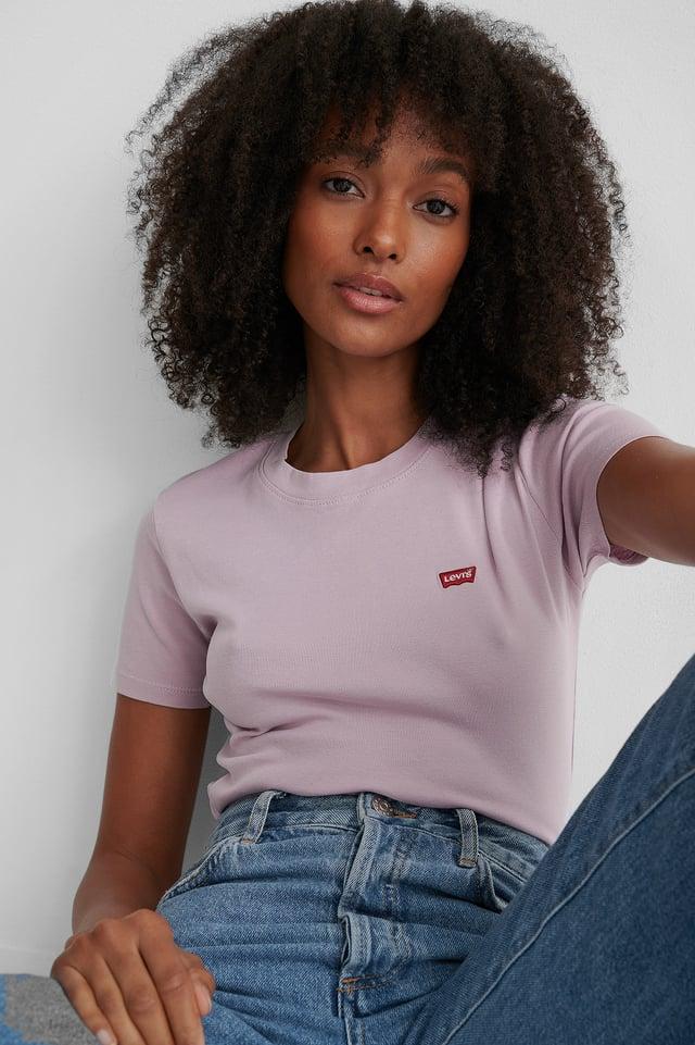 Tee-Shirt Logo Lavender