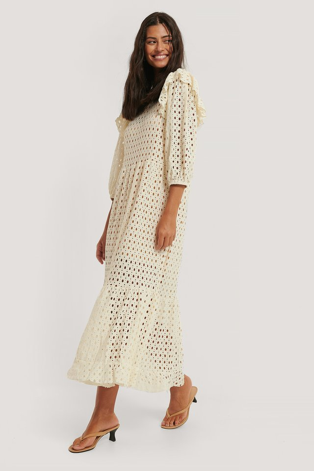 Light Beige Robe