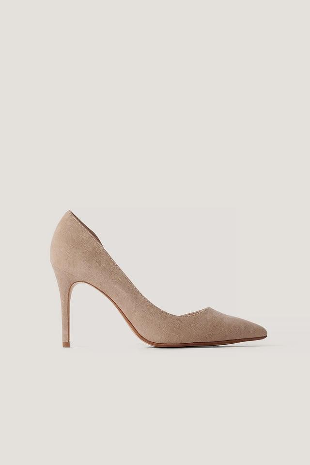 Grey Stone Chaussures Talons Hauts