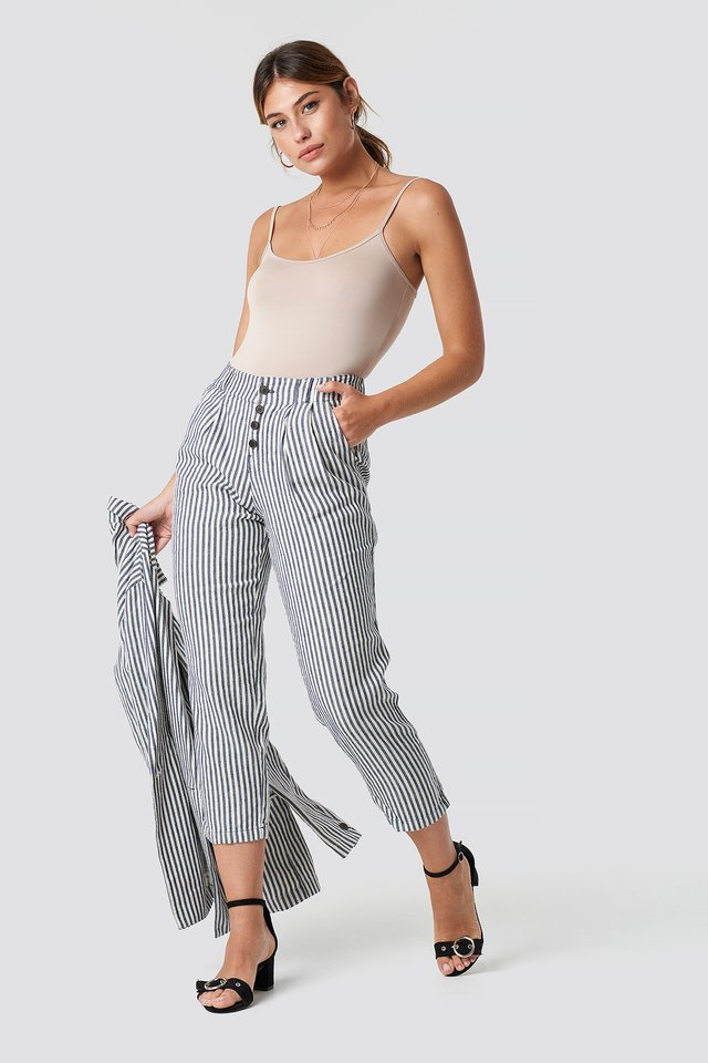 Coco Trousers Ecru