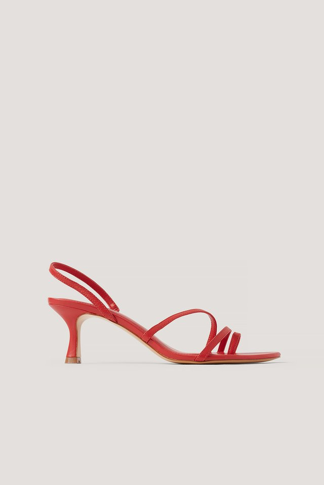 Sandales Red