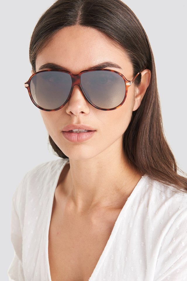 Chocolate Molly Sunglasses