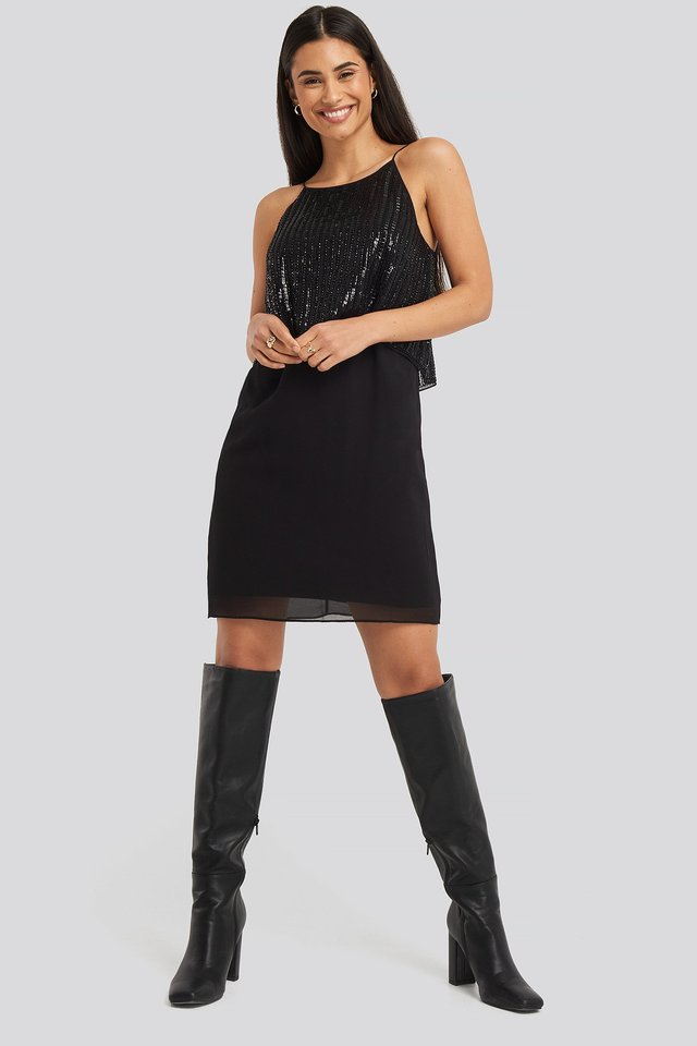 Onyx Dress Black