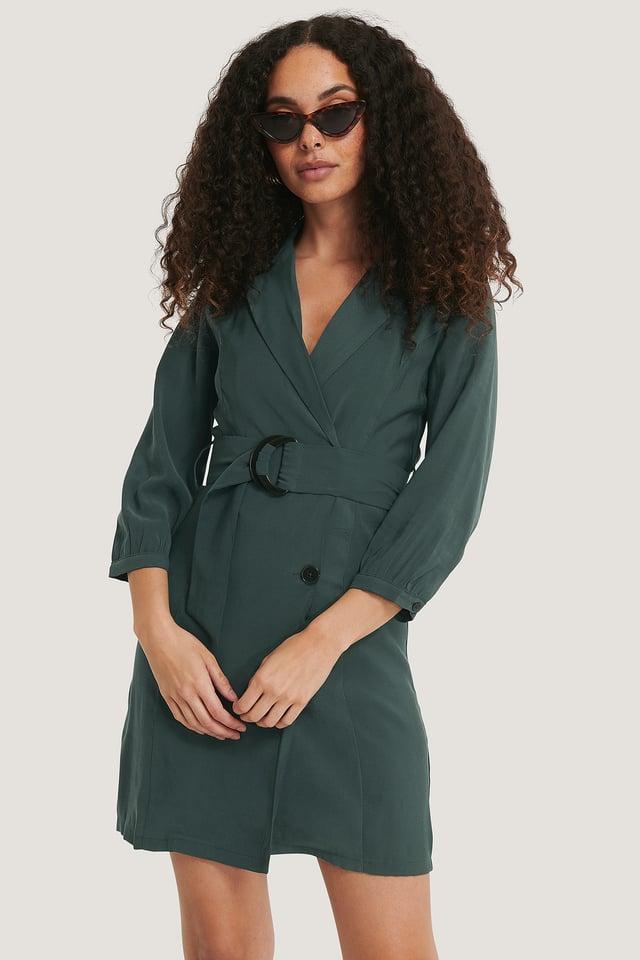 Robe Mini Green