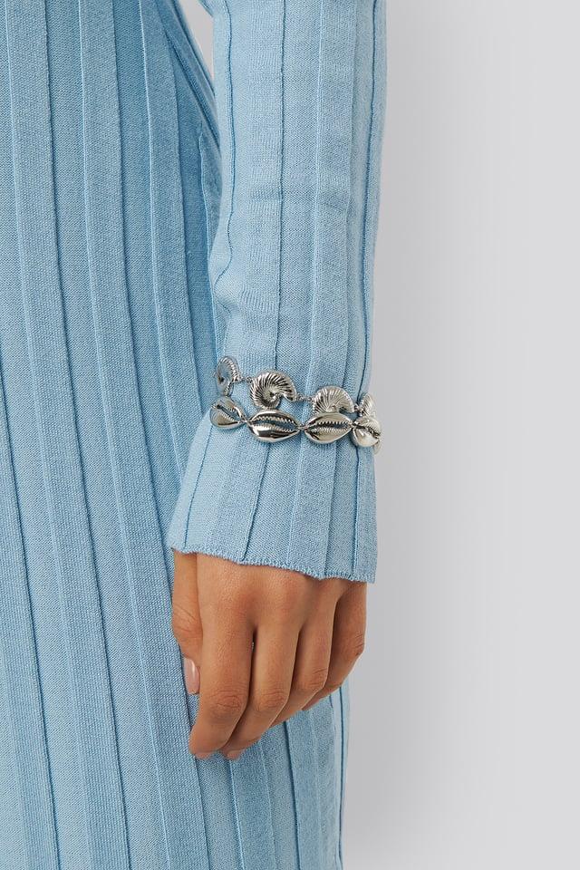 Lot De Bracelets Silver