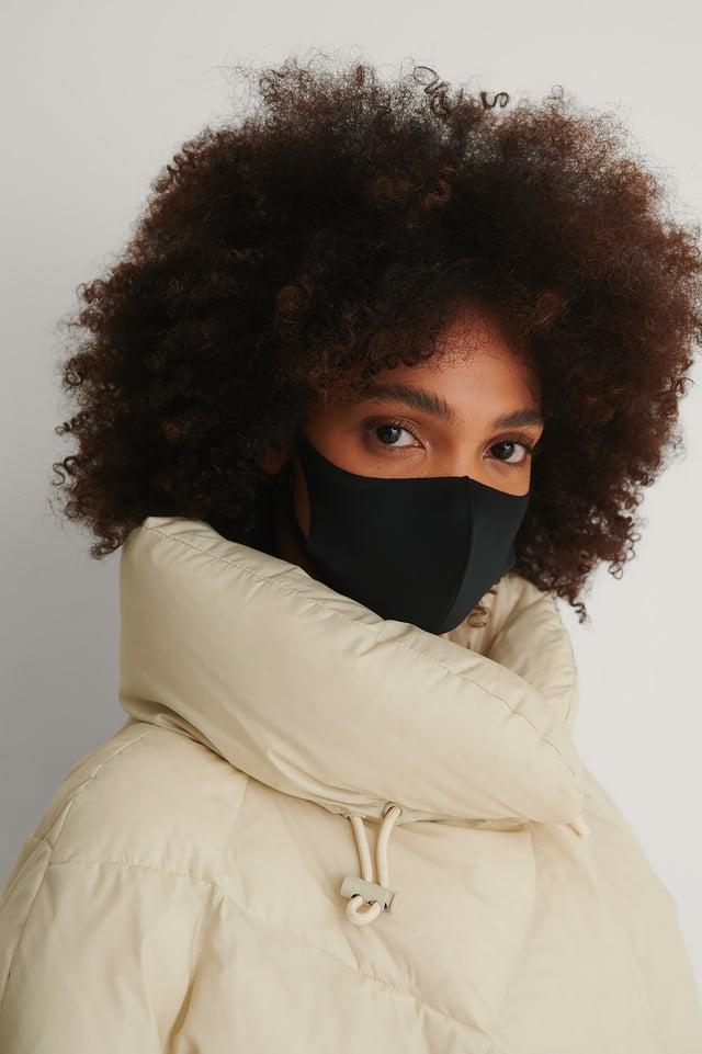 Black 3-Pack Basic Scuba Masks