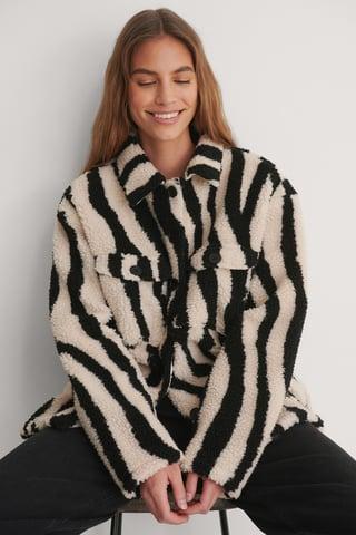 Zebra Veste