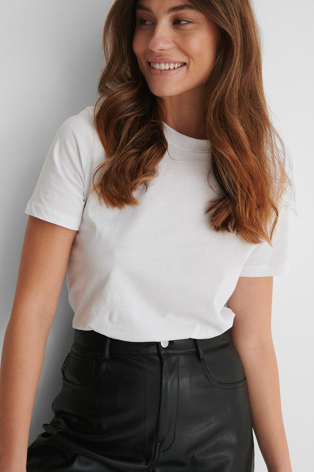 Tee-Shirt Basique White
