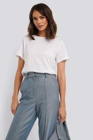 White Tee-Shirt Basique