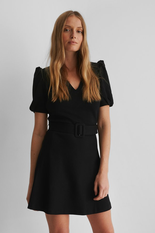 Robe Mini Black