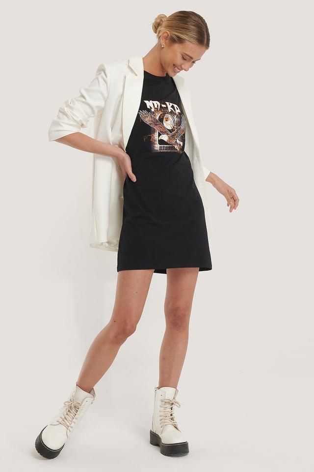 Robe T-Shirt Black