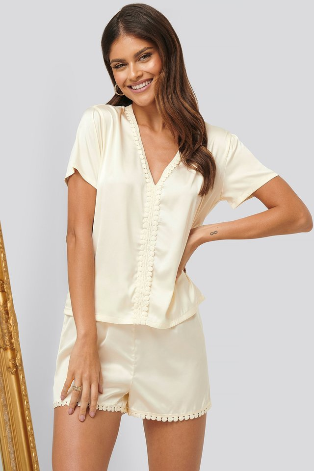 Chemise Offwhite