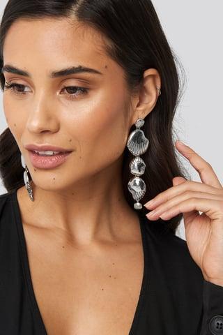 Silver Denmark Earrings