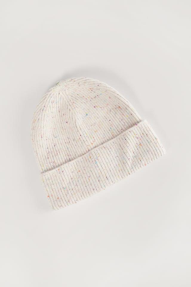 Offwhite Bonnet