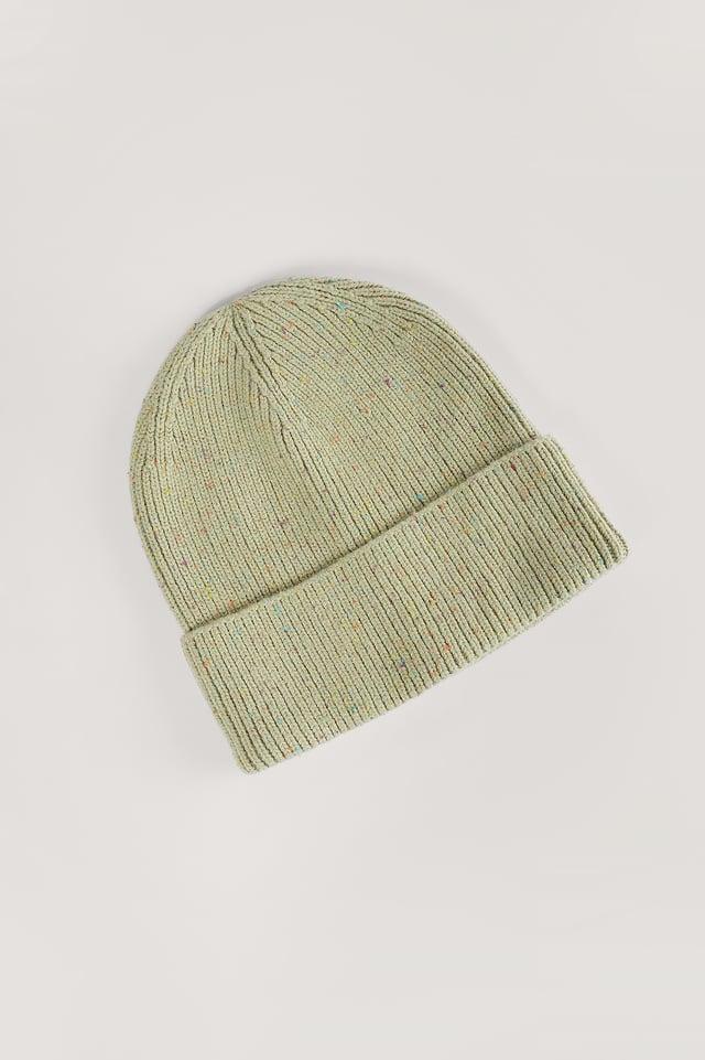 Dusty Green Bonnet