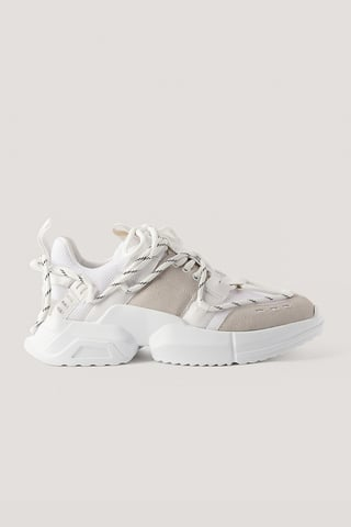 White Baskets