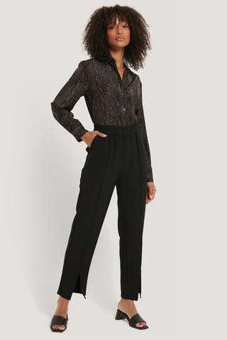 Black Pantalon