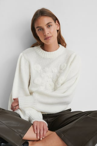 White Pull Maille