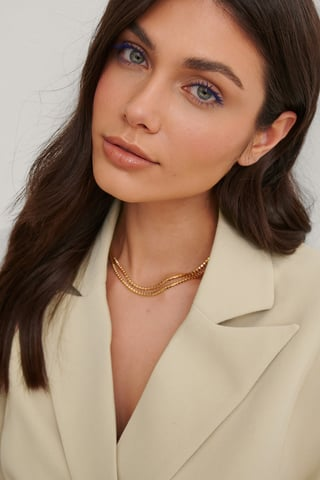 Gold Collier