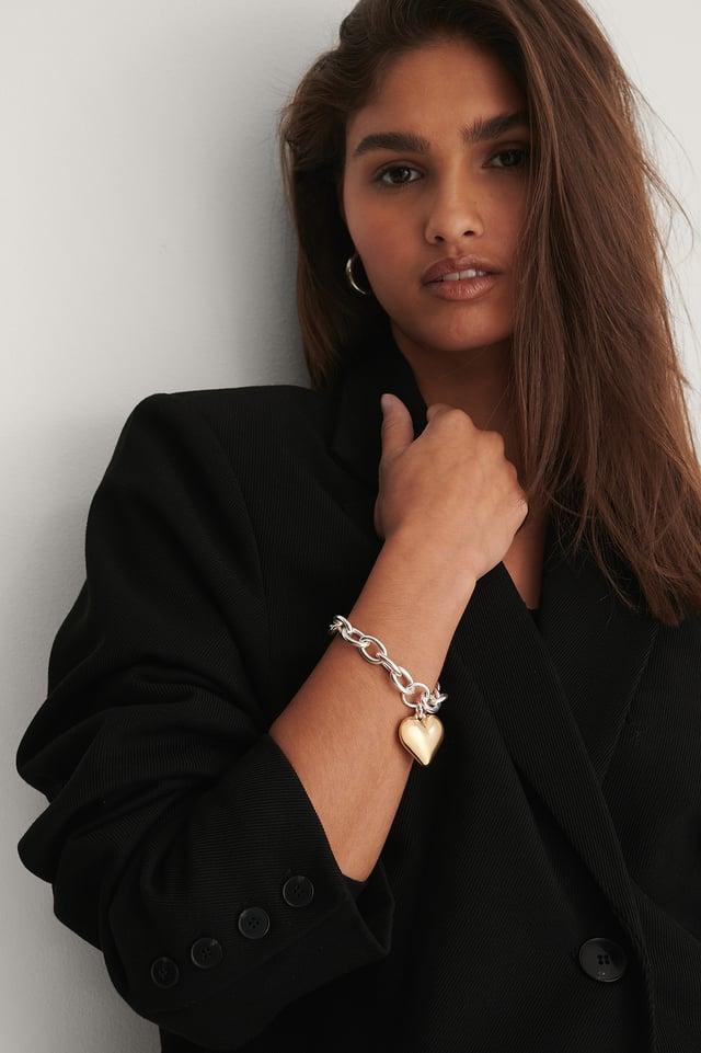 Bracelet Silver/Gold