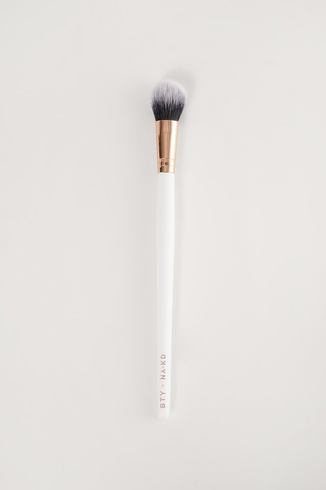 White Highlighter Brush