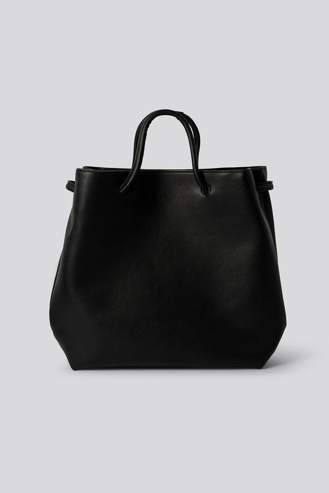 Loop Tote Bag Black