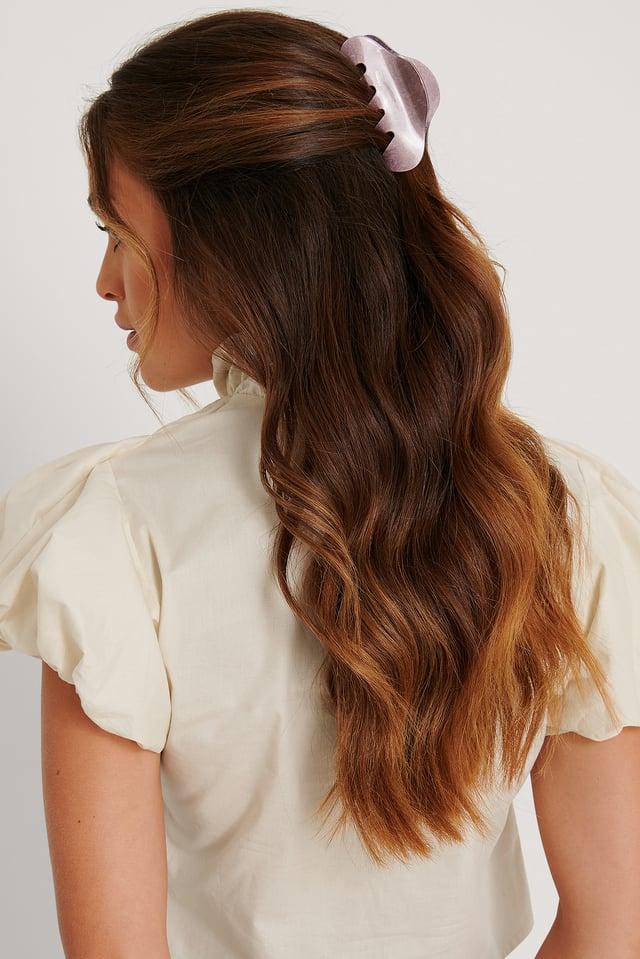 Pince À Cheveux Pink