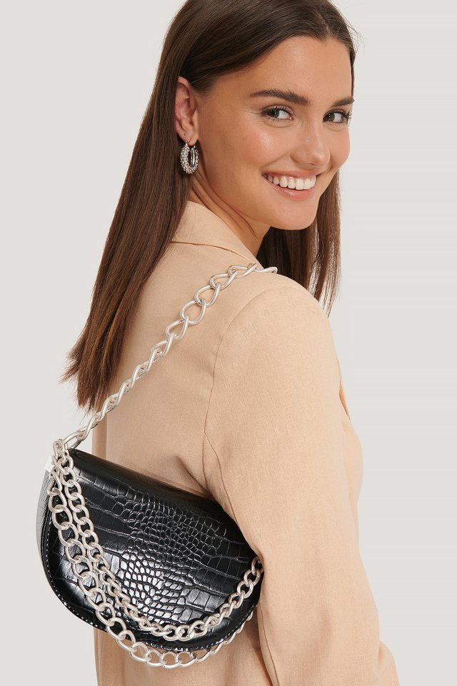 Silver Multipack Bag Chains