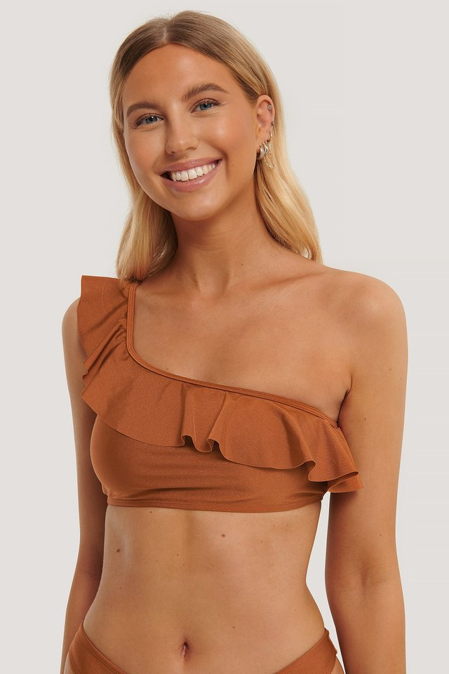 Bronze Haut De Bikini
