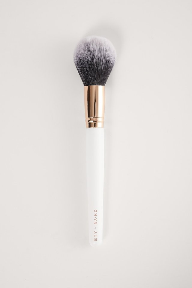 White Powder Brush