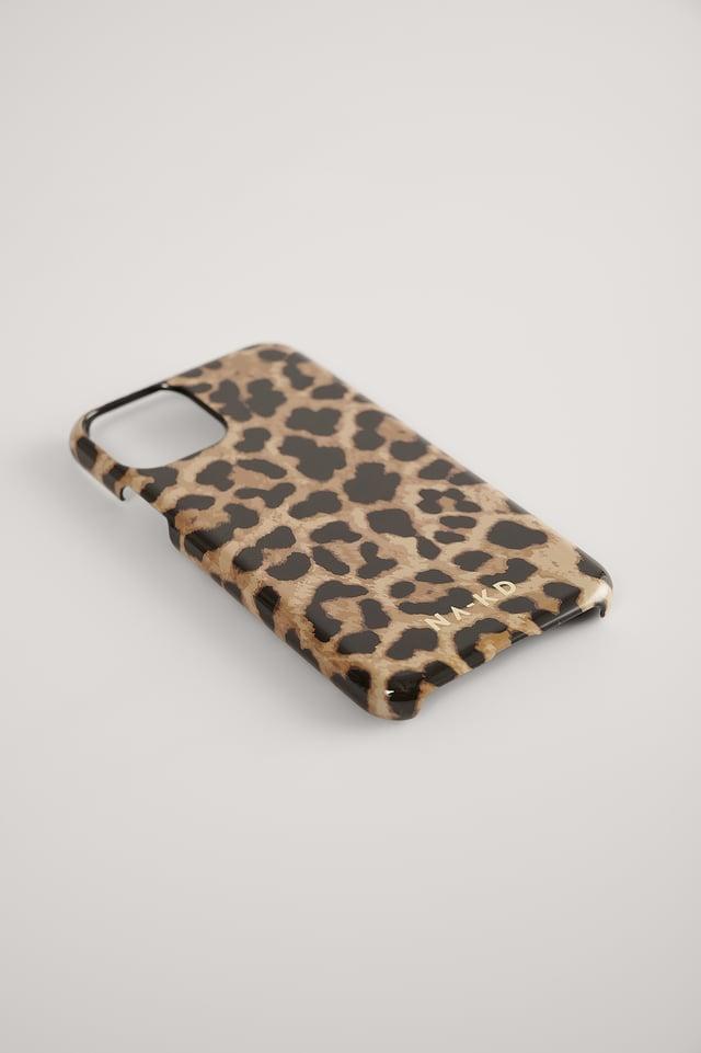 Leopard Printed Phone Case